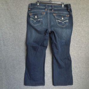 Venezia BootCut Jeans Plus Size 20 S